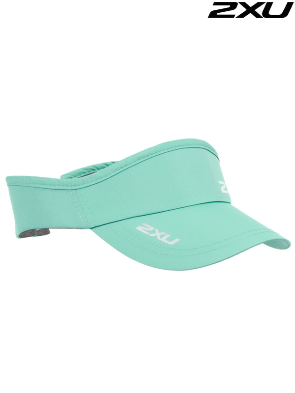 2XU Run Visor 런바이저 FRW/WHT